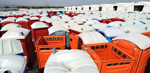 Champion Portable Toilets in Florence,  AZ